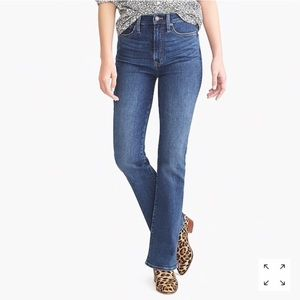 3for$15 J. Crew Bootcut Jeans